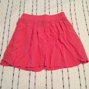 F21: (XS) Coral Skirt